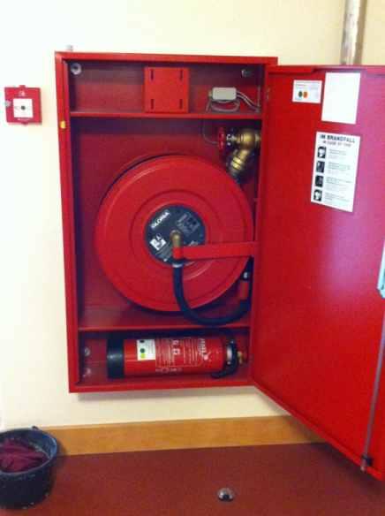 Brandschutz Neuhaus mit Sicherheit für Sie da !